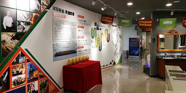 广东交换空间-产品展厅