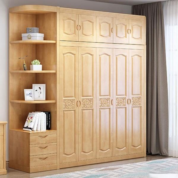 中式式平开门衣柜