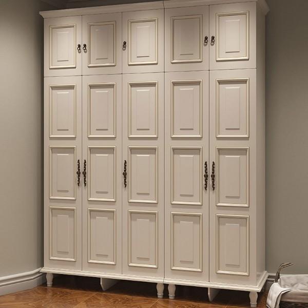 美式平开门衣柜