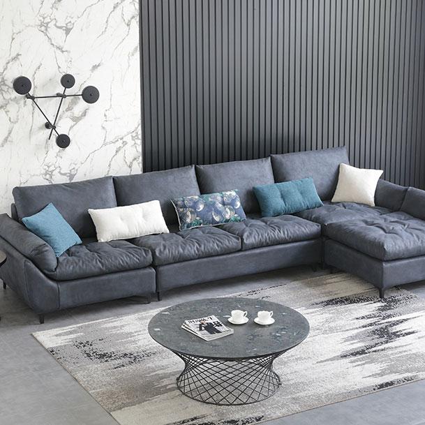 北欧风格沙发(JJSF001)