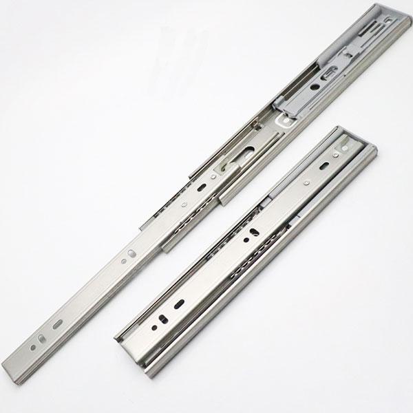 不锈钢抽屉轨道(JC-GD02)